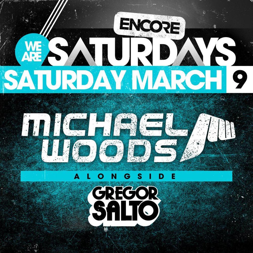 Michael Woods, Gregor Salto Encore Edmonton