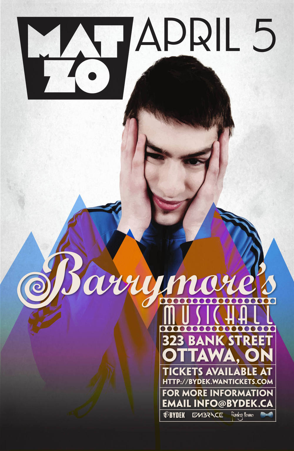 Mat Zo at Barrymore's Ottaw