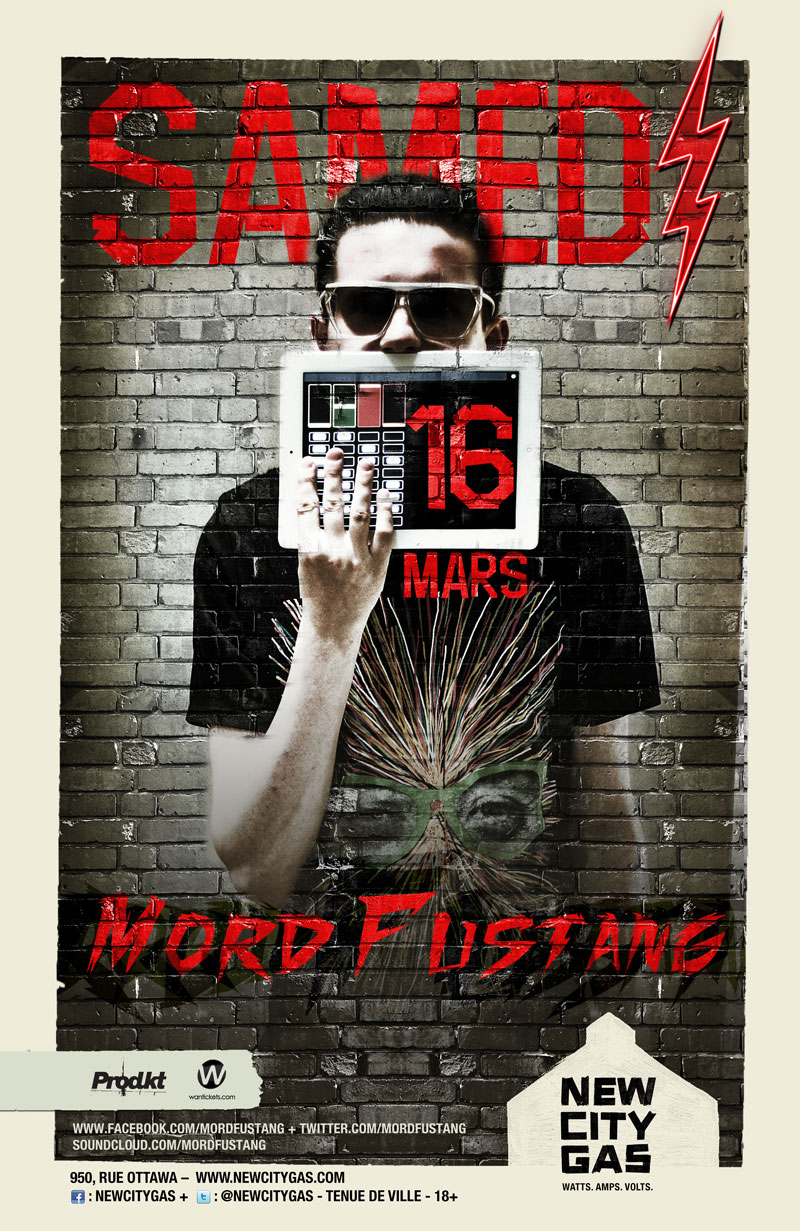 Mord Fustang New City Gas Montreal