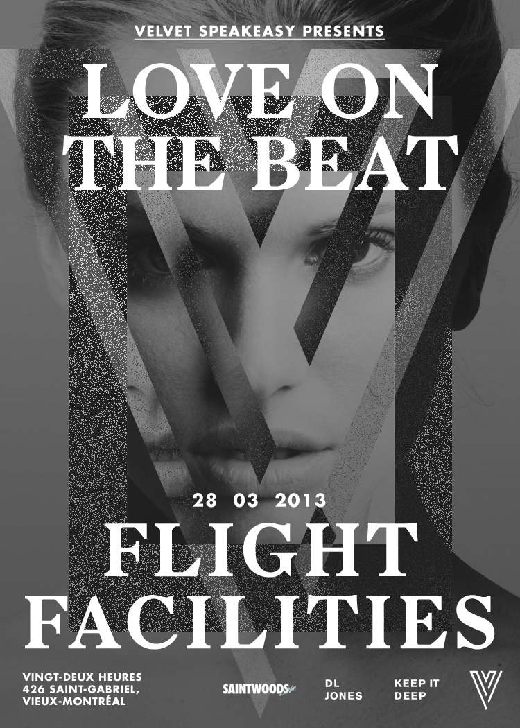 Flight Facilities velvet Montreal