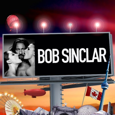 Bob Inclar Digital Dreams in Toronto