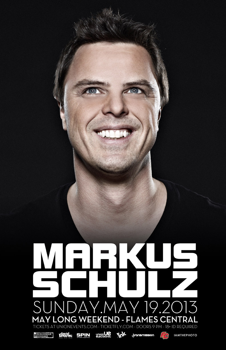 Markus Schulz Flames Central Calgary