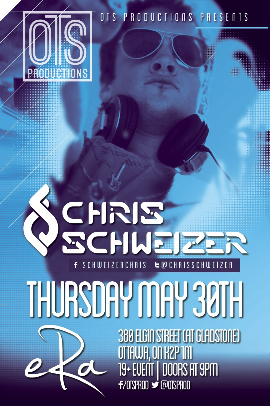 Chris Schweizer Landry Era Ottawa Trance