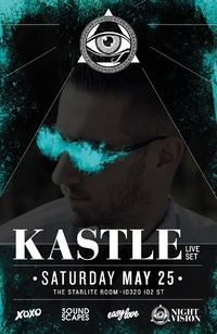 Kastle (Live) The Starlite Room Edmonton