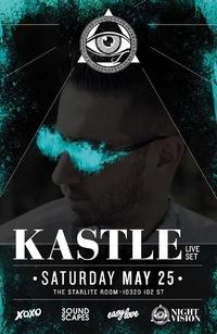 Kastle (Live) The Starlite Room Edmonton