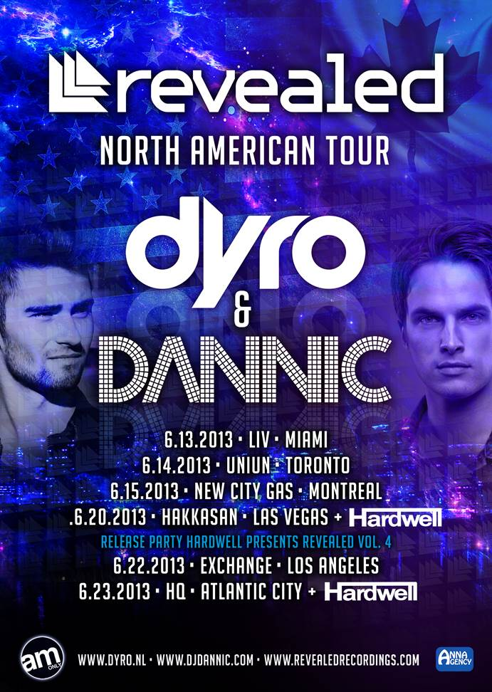 Dyro & Dannic New City Gas Montreal