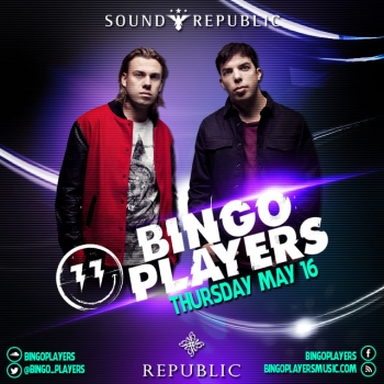 Bingo Players Republic Nightclub Winnipeg