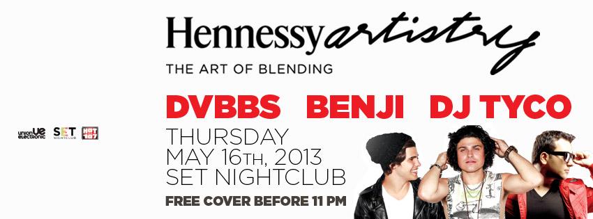 DVBBS, Benji, DJ Tyco Set Nightclub Edmonton