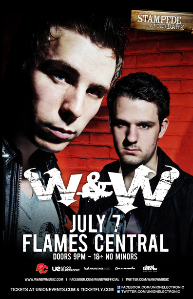 W&W w/ Chad Hardcastle & Sunseekerz