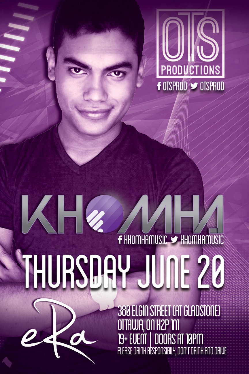 KhoMha Era Nightclub Ottawa