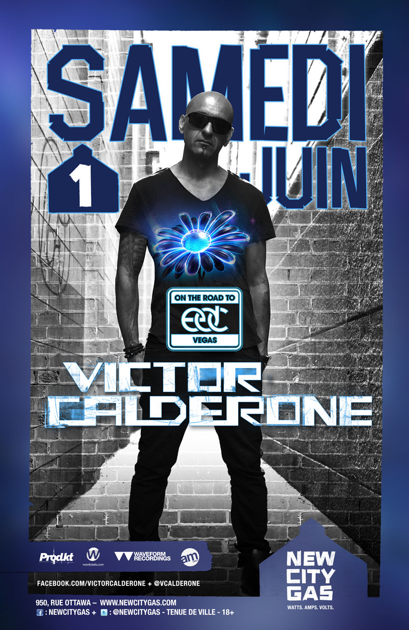 Victor Calderone New City Gas Montreal