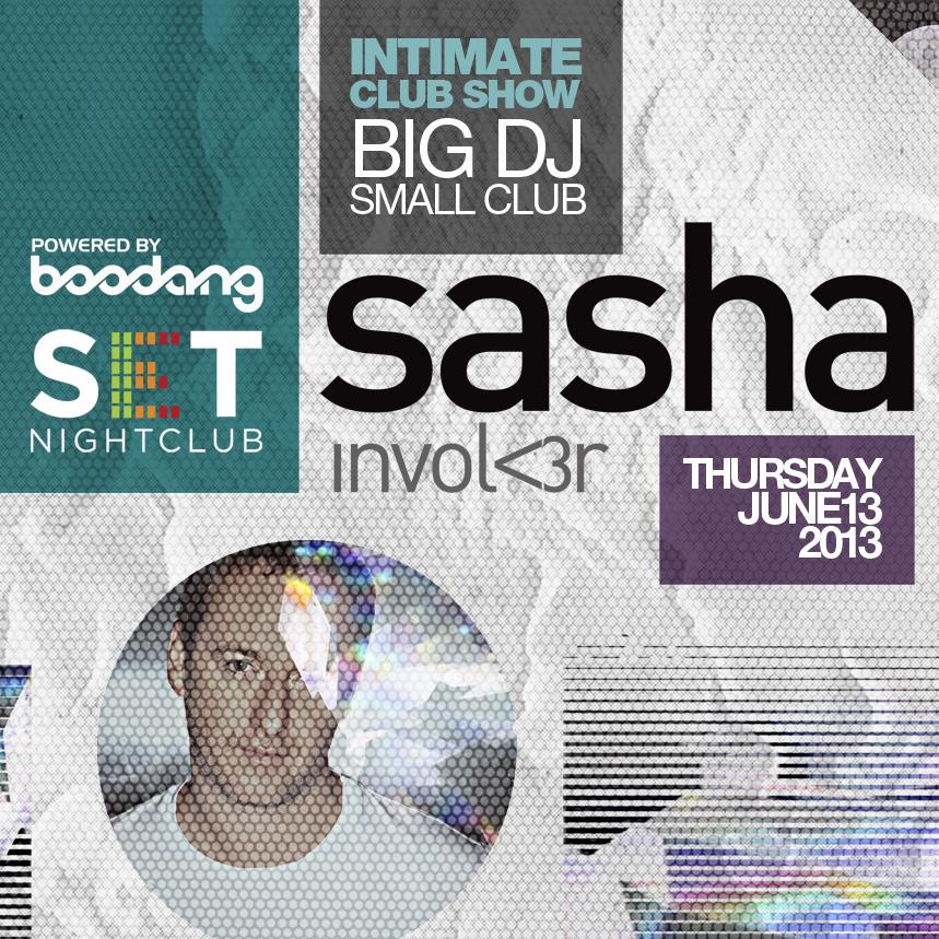 Sasha Set Nightclub Edmonton