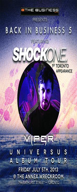 Shockone, Hydee, Stickbubbly, Chilton Gaines, Seek & Gaines, Traj & Chedda Annex Wreckroom Toronto