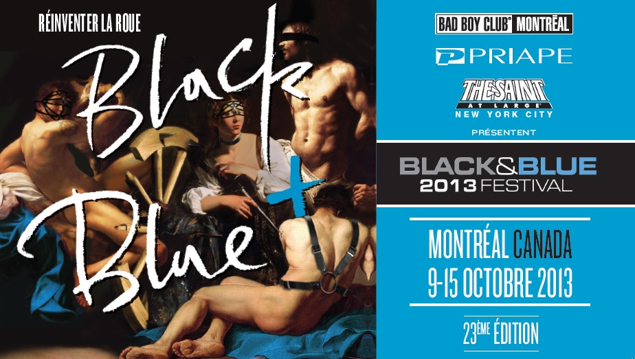 Black & Blue 2013 Montreal
