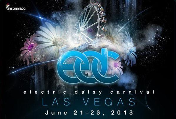 EDC Las Vegas 2013