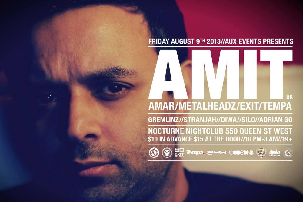 AMIT Nocturne Toronto