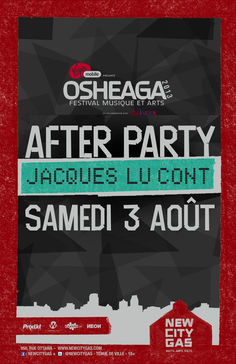 Jacques Lu Cont New City Gas Montreal