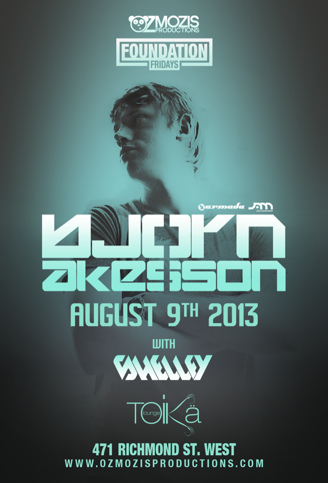 Bjorn Akesson, Shelley