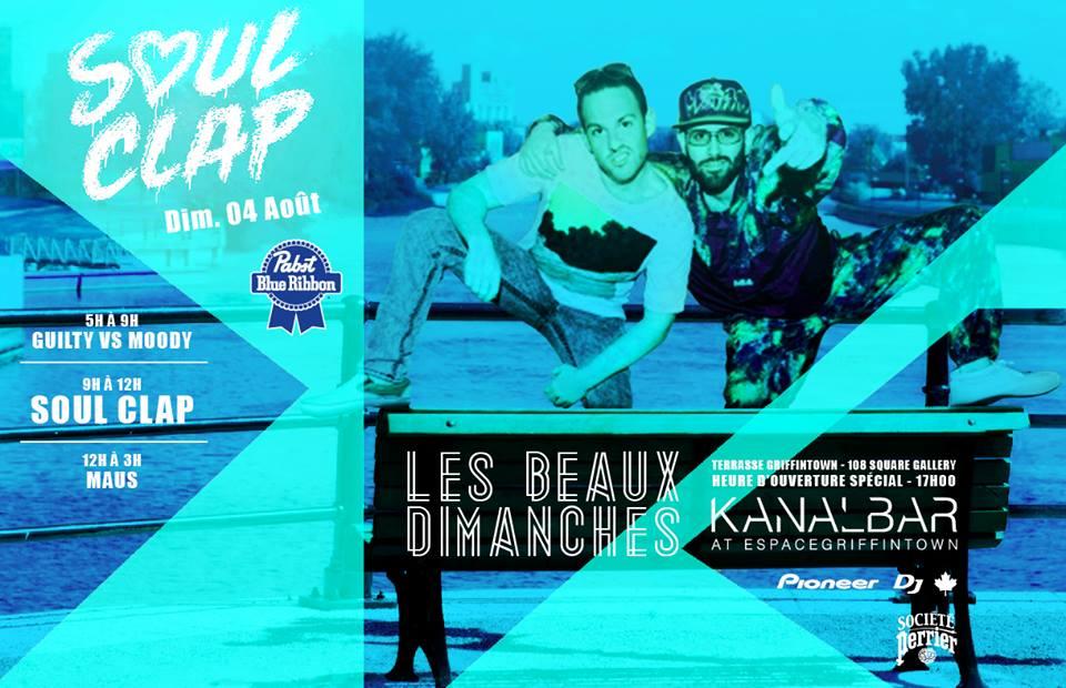 Soul Clap, Moody Jones vs. Guilty, Maus Montreal
