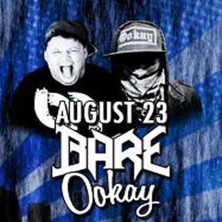 B  are & Ookay Ten Nightclub Calgary