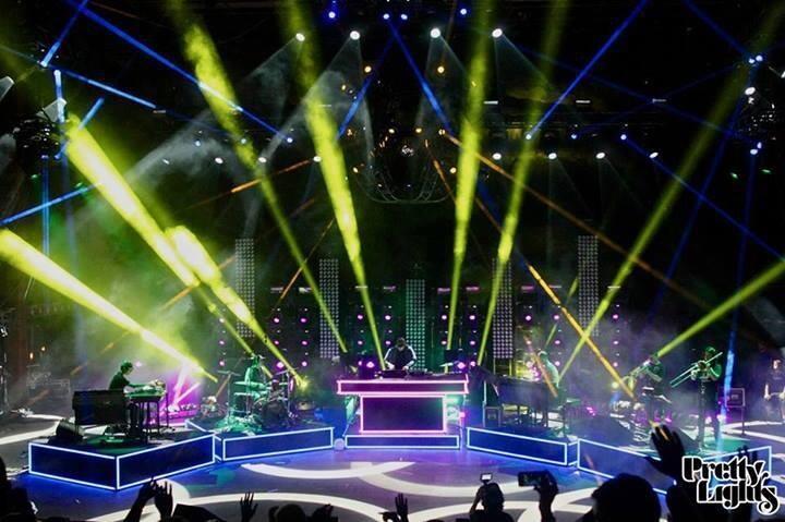 Pretty Lights fall tour