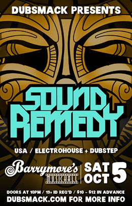 Sound Remedy Barrymores Ottawa