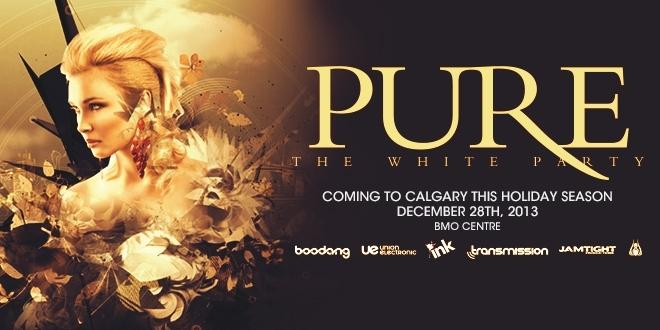 Pure 2013 in Calgary BMO Centre