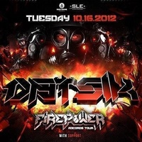 Datsik w/ Funtcase, Rise at Night at Ritual Ottawa