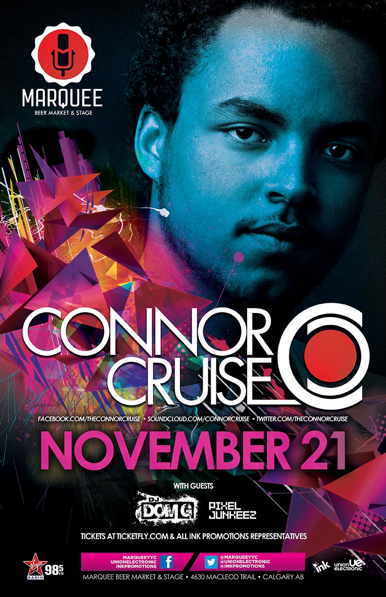 Connor Cruise Calgary