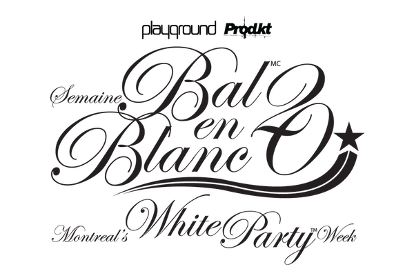 Bal en Blanc 2014 in Montreal (White Party)