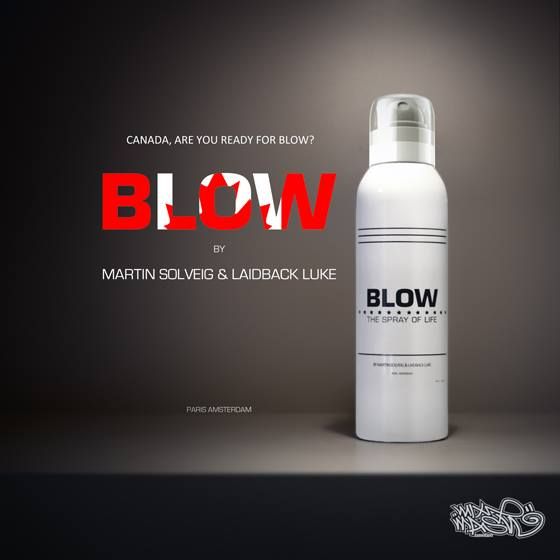 Blow by Laidback Luke and Martin Solveig