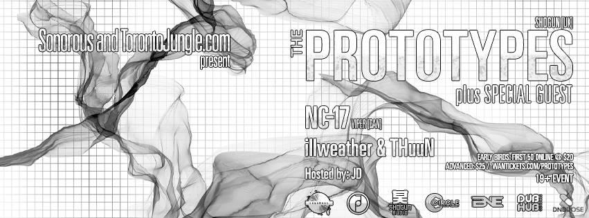 Prototypes & Evol Intentat Annex Wreckroom Toronto