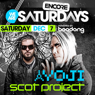 Yoji w/ Scott Project at Encore Edmonton
