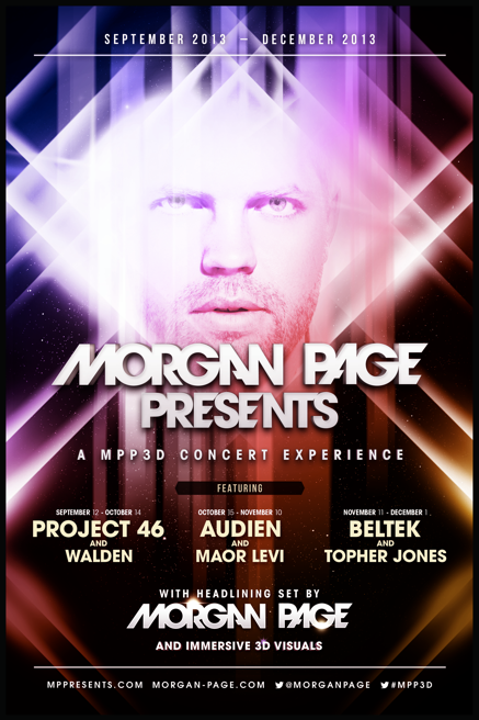 Win 2 tickets to see Morgan Page, Topher Jones, Beltek in Calgary, Edmonton, Vernon, and Vancouver