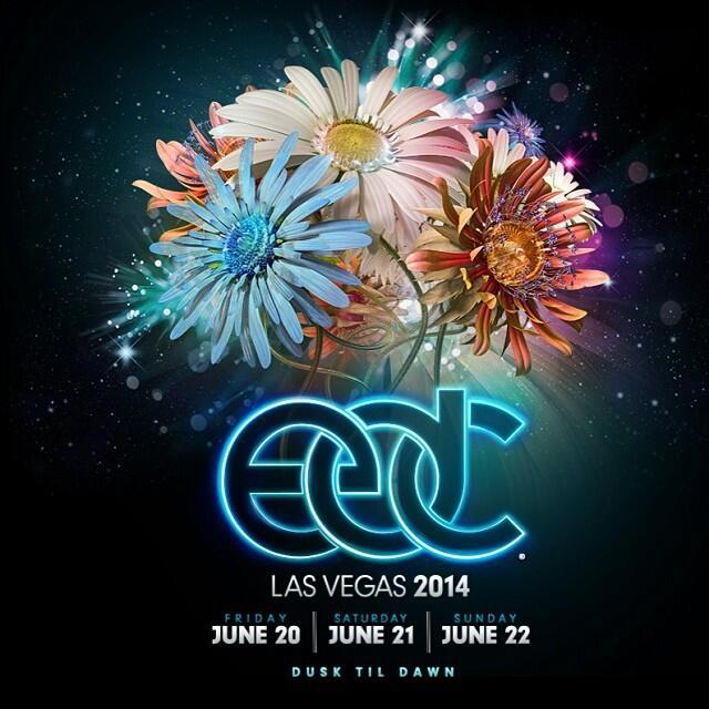 Electric Daisy Carnival Las Vegas 2014 dates