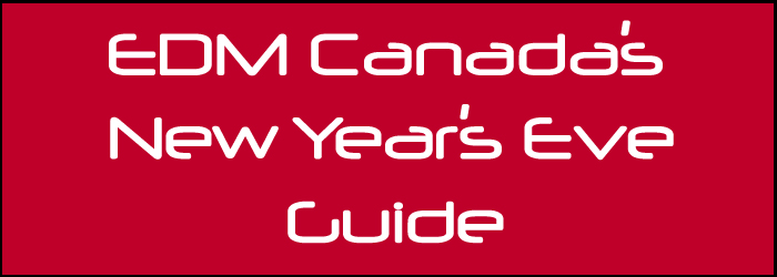 New Year's Eve guide in Canada