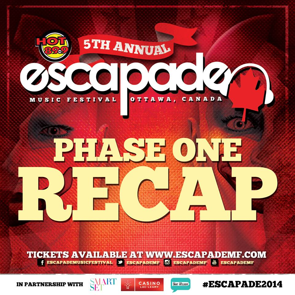 Source: Official Escapade FB Page