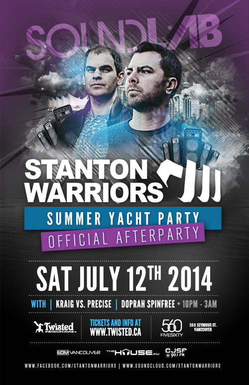 Edm canada win 2 tickets to see stanton warriors this saturday at fivesixty malvernweather Images