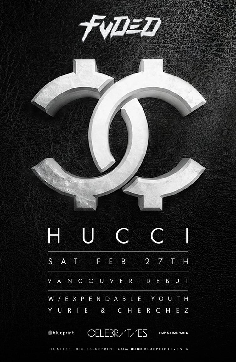 Saturday february 27th hucci celebrities edm canada click here to return to the edm vancouver event calendar page malvernweather Image collections
