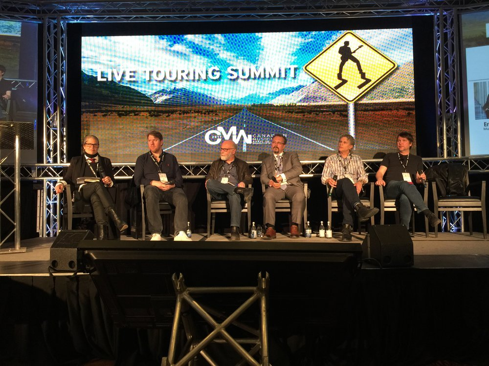 Adam Gill of Embrace and the rest of the panel explained why clubs are in serious danger in Toronto