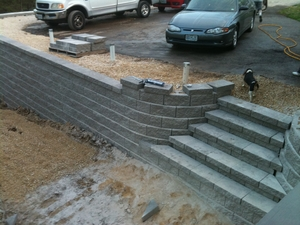 Retaining wall Wright City.JPG