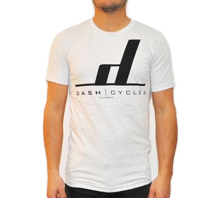 Dash Cycles - Tshirt - Ash.jpg