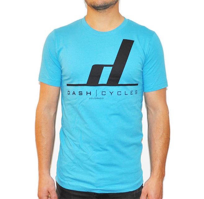 Dash Cycles - Tshirt - Bright Blue.jpg