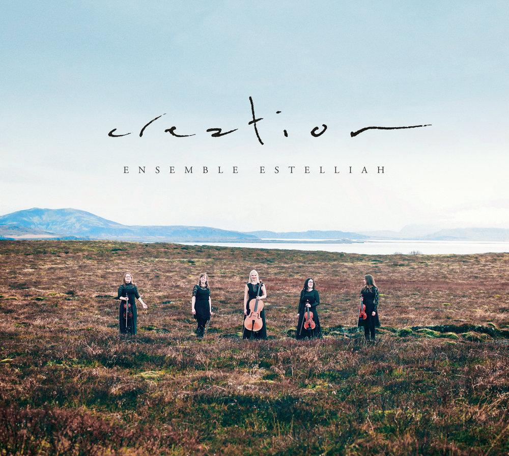 Spontaneous, instrumental improvisations inspired by Icelandic landscape.