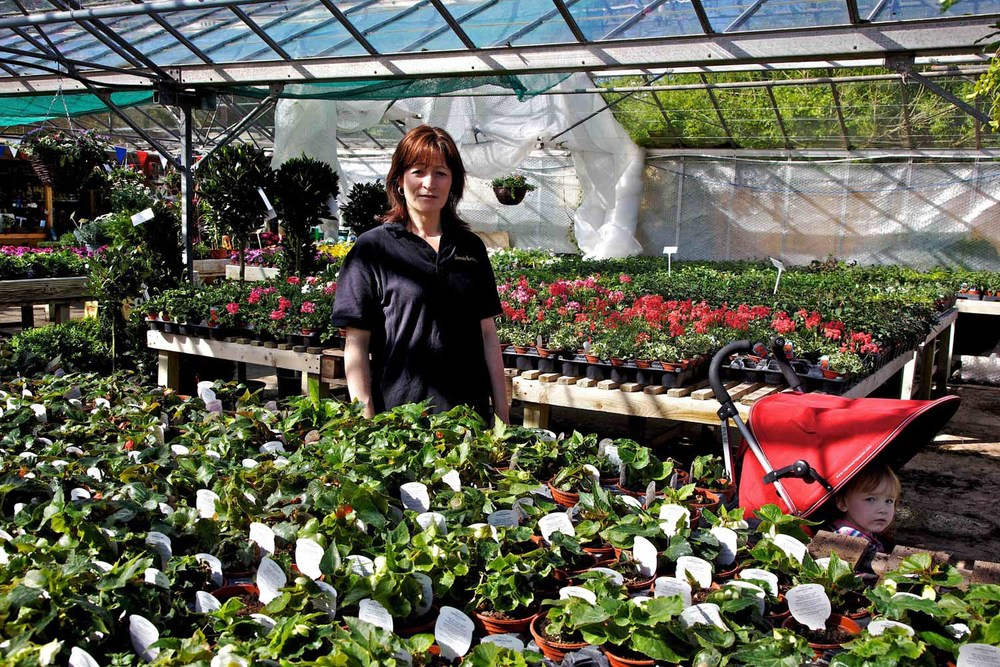 Ronnie Temple IMG_3749 Helen portrait garden centre.jpg