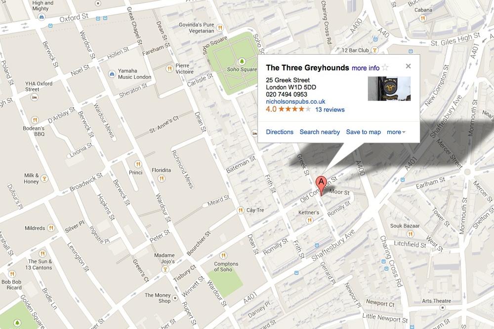 The Three Greyhounds map.jpg
