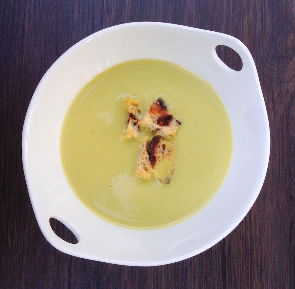 Asparagus Soup | RafaellaSargi.com