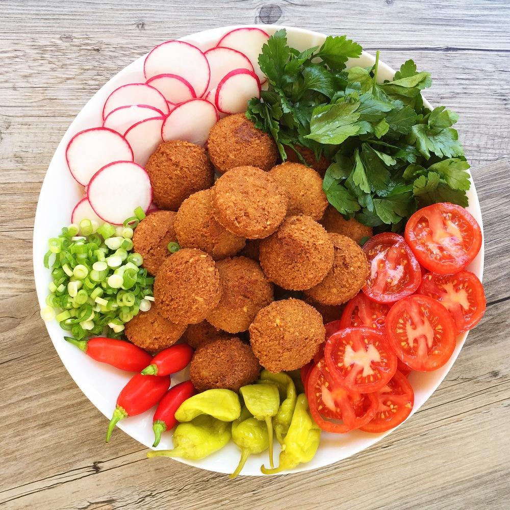 Falafel | RafaellaSargi.com