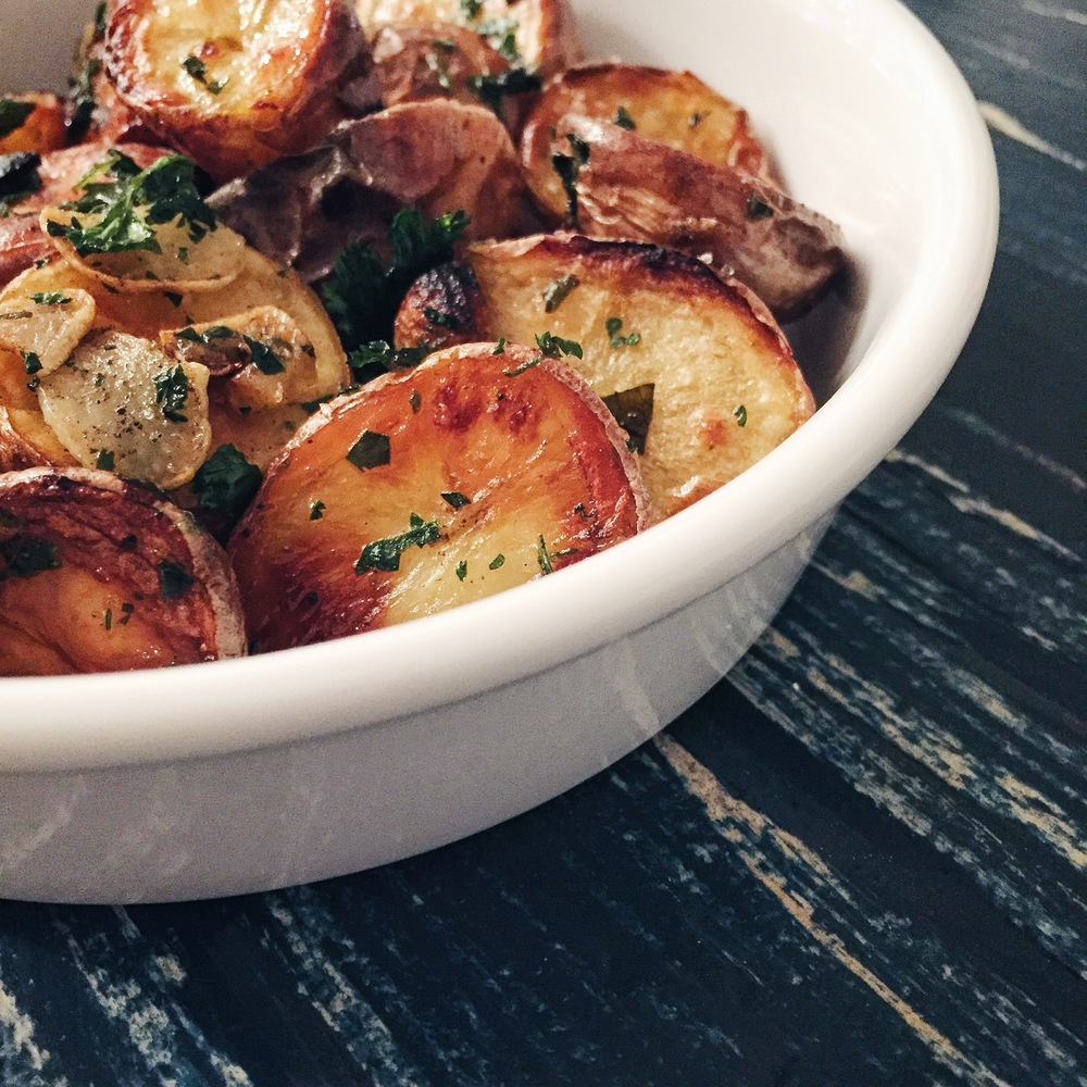 Oven Roasted Potatoes | RafaellaSargi.com