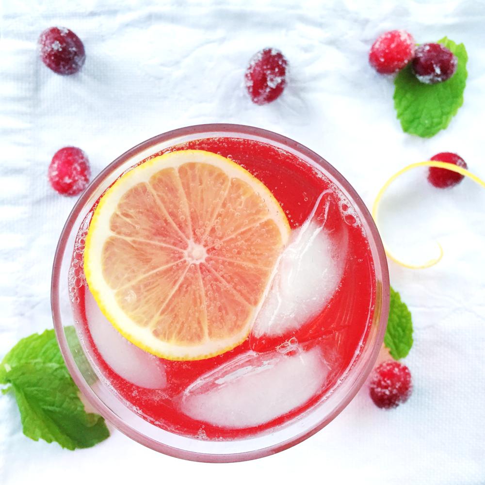 Cranberry Syrup | RafaellaSargi.com